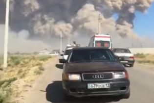Взрывы на военных складах в Казахстане: в больницы уже обратились более 10 пострадавших
