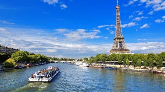У Парижі запустять водне екотаксі
