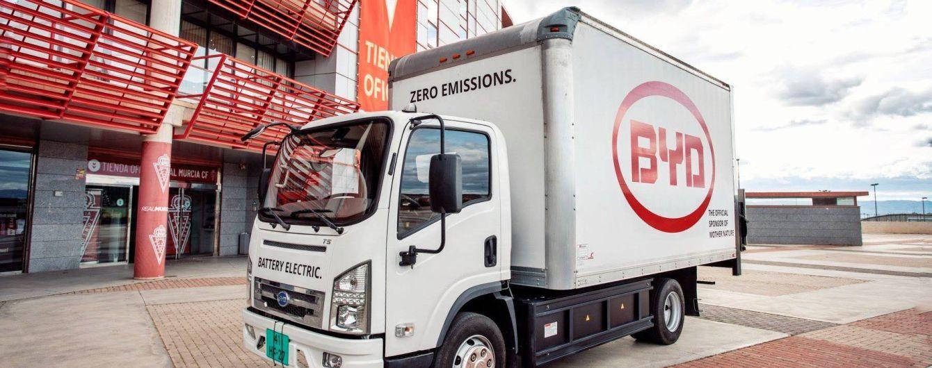 Китайский автогигант готовит экспансию электрофур на рынок Австралии