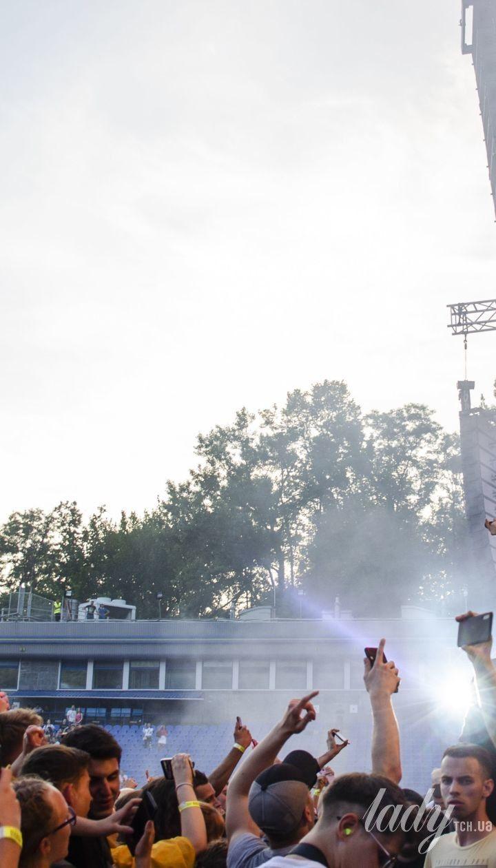 Концерт Макса Коржа в Киеве/Фото Юлии Желонкиной