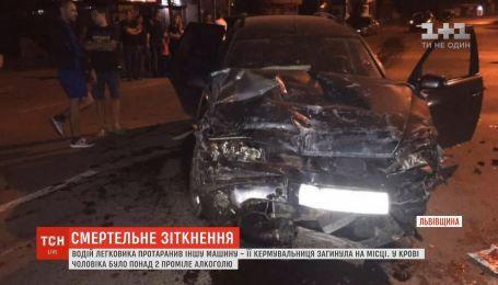 Водителю, который скрылся с места смертельного ДТП на Львовщине, грозит 10 лет тюрьмы