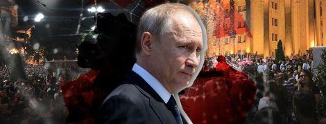 Гра в підкидного Путіна
