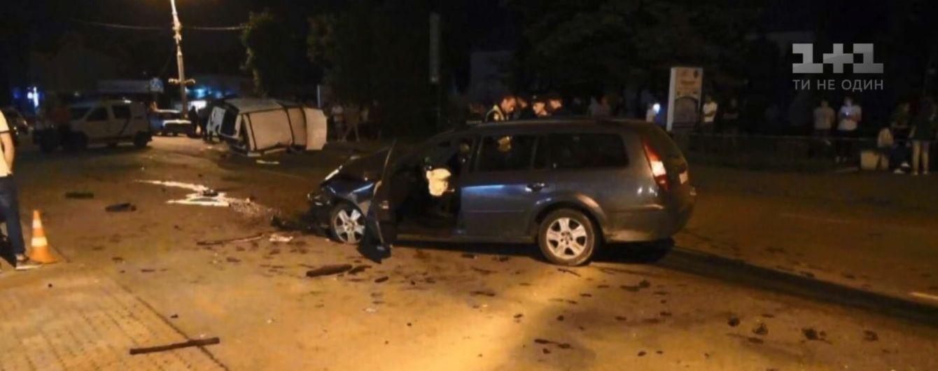 Пьяный водитель совершил смертельное ДТП на Львовщине