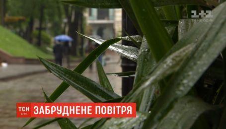 В Украине синоптики обещают снижение температуры, дожди и грозы