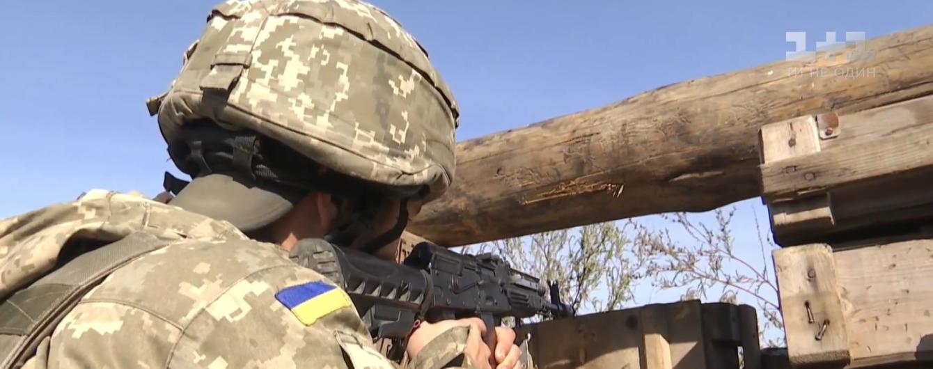 Боевики открывали огонь из минометов и БМП. Ситуация на Донбассе