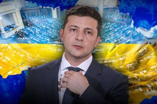 Зеленский уже месяц как президент — и Украина все еще держится