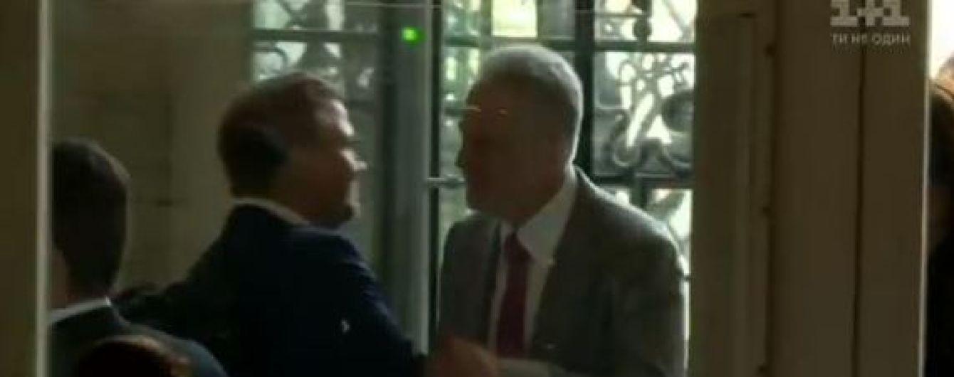 Левочкин и Папиев приехали поддержать Фирташа на суде в Вене