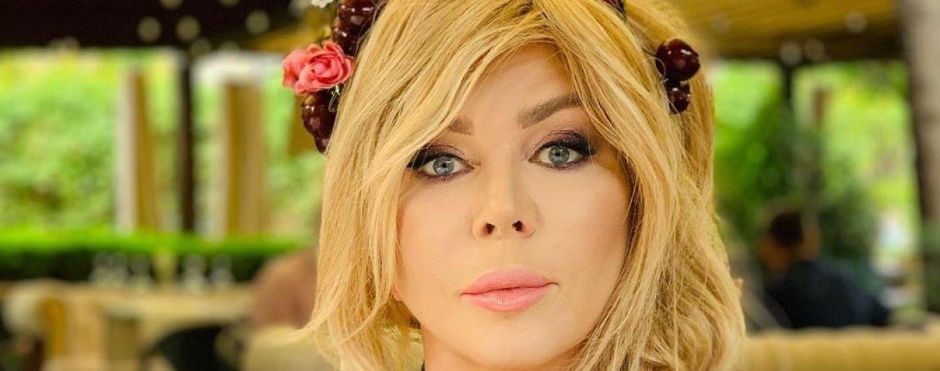 Ирина Билык намекнула на вероятную свадьбу своего 20-летнего сына
