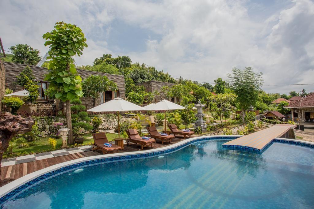 Kabeh Jati Garden Villa & Restaurant Индонезия