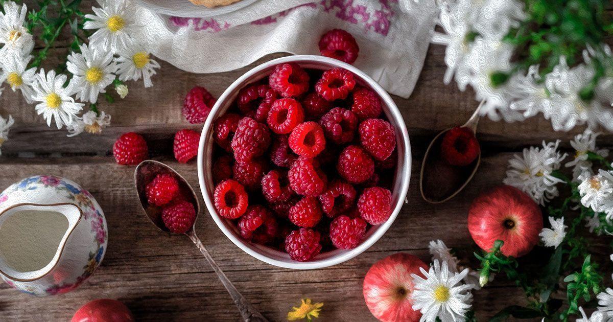 Малина: ягода здоров'я