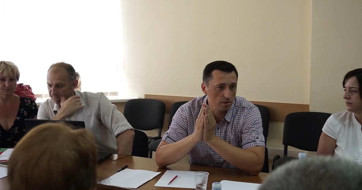 """""""Сила і Честь"""" готує програму розвитку історичних місць Голосієва"""
