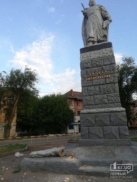 пам'ятник Богдана Хмельницького 3