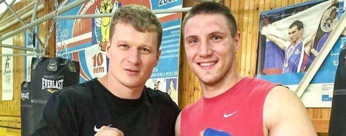 Непобедимый украинец Сиренко будет помогать Поветкину готовиться к бою