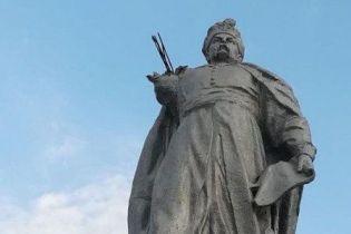 У Кривому Розі пам'ятник Богдану Хмельницькому залишився без булави