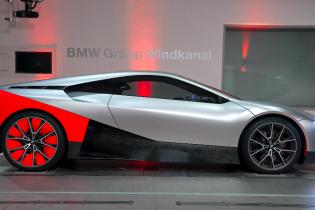 BMW выпустит конкурента гиперкаров Lamborghini