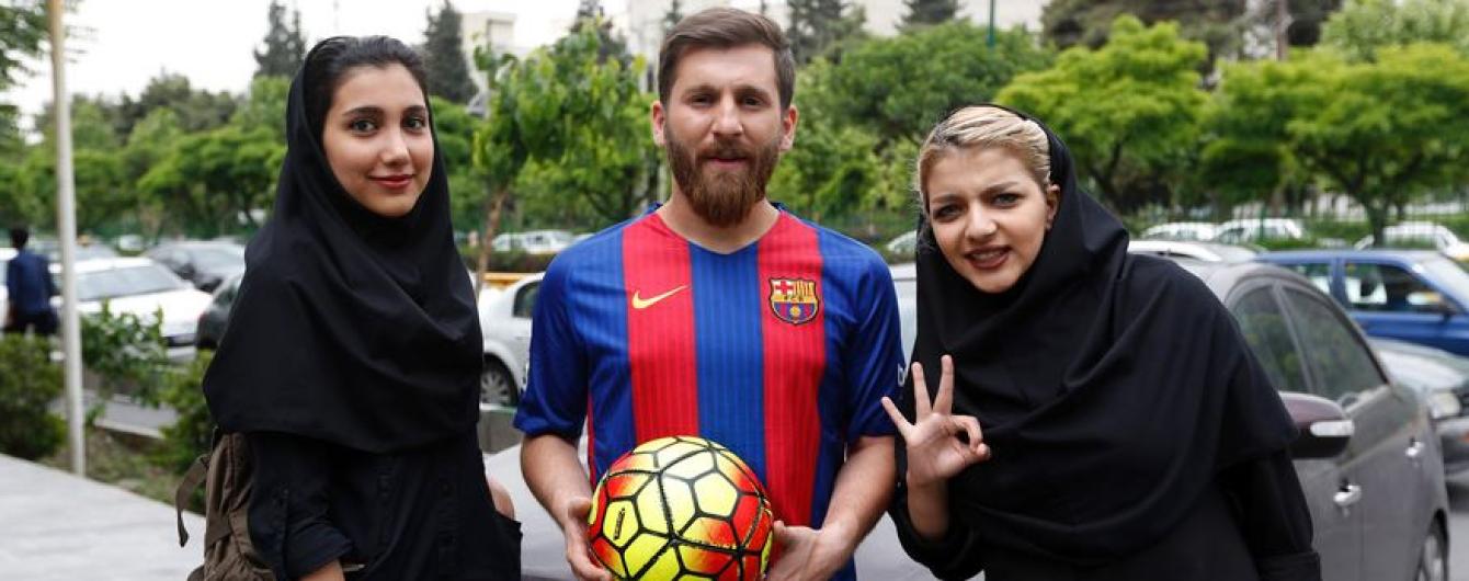 В Ірані двійник Мессі схилив до сексу 28 дівчат, він видавав себе за футболіста