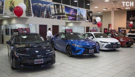 """Honda і Toyota стали """"найбільш американськими марками"""" на ринку США"""