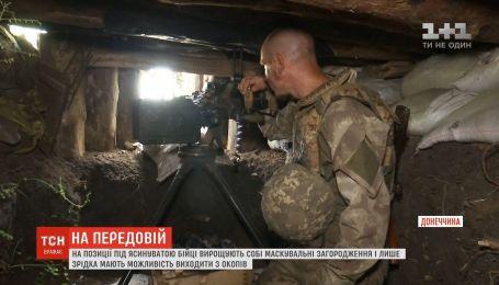 Двух тяжелораненых бойцов вертолетами доставили в госпиталь Днепра