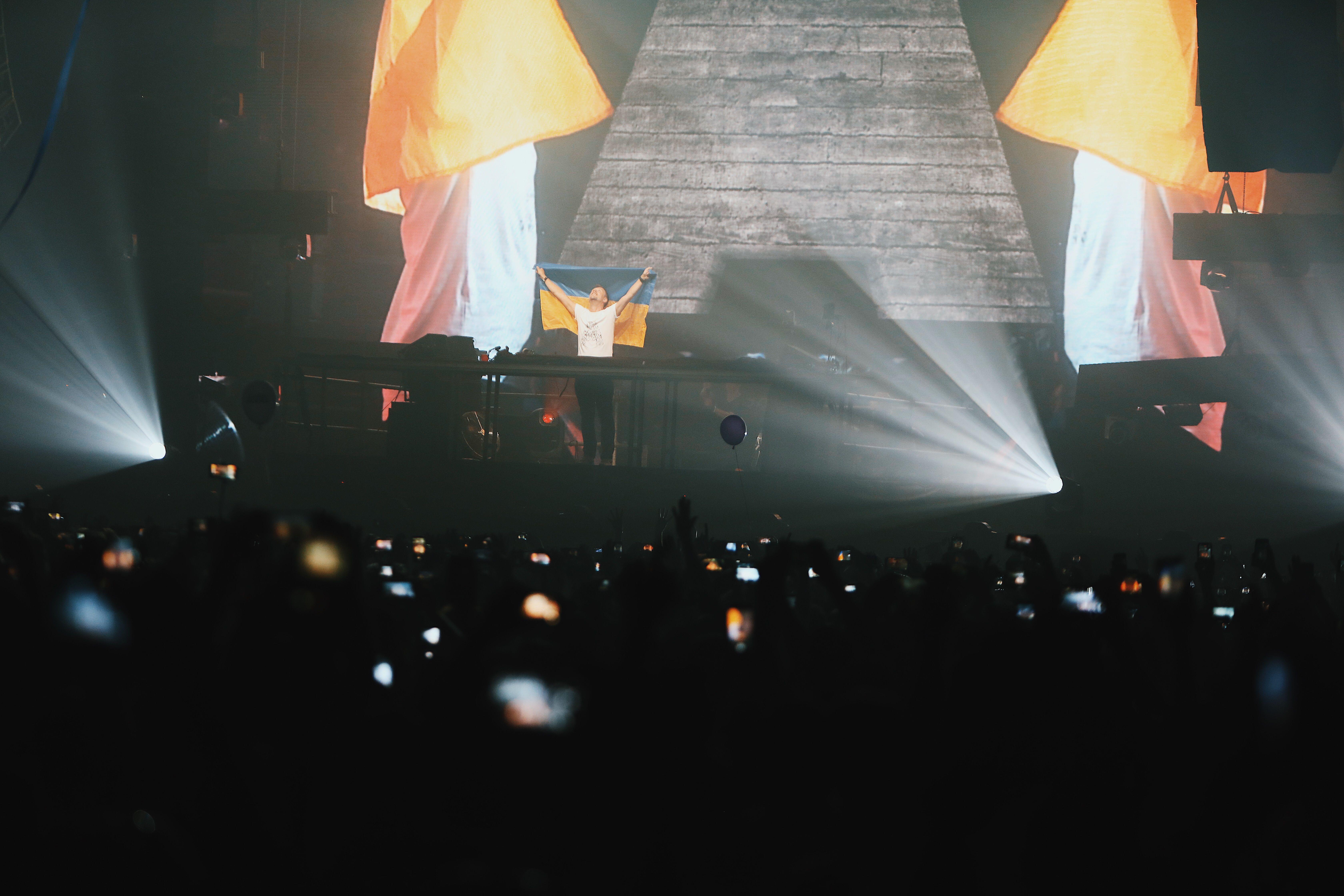 Шоу Armin Van Buuren ASOT 900 в Киеве_7