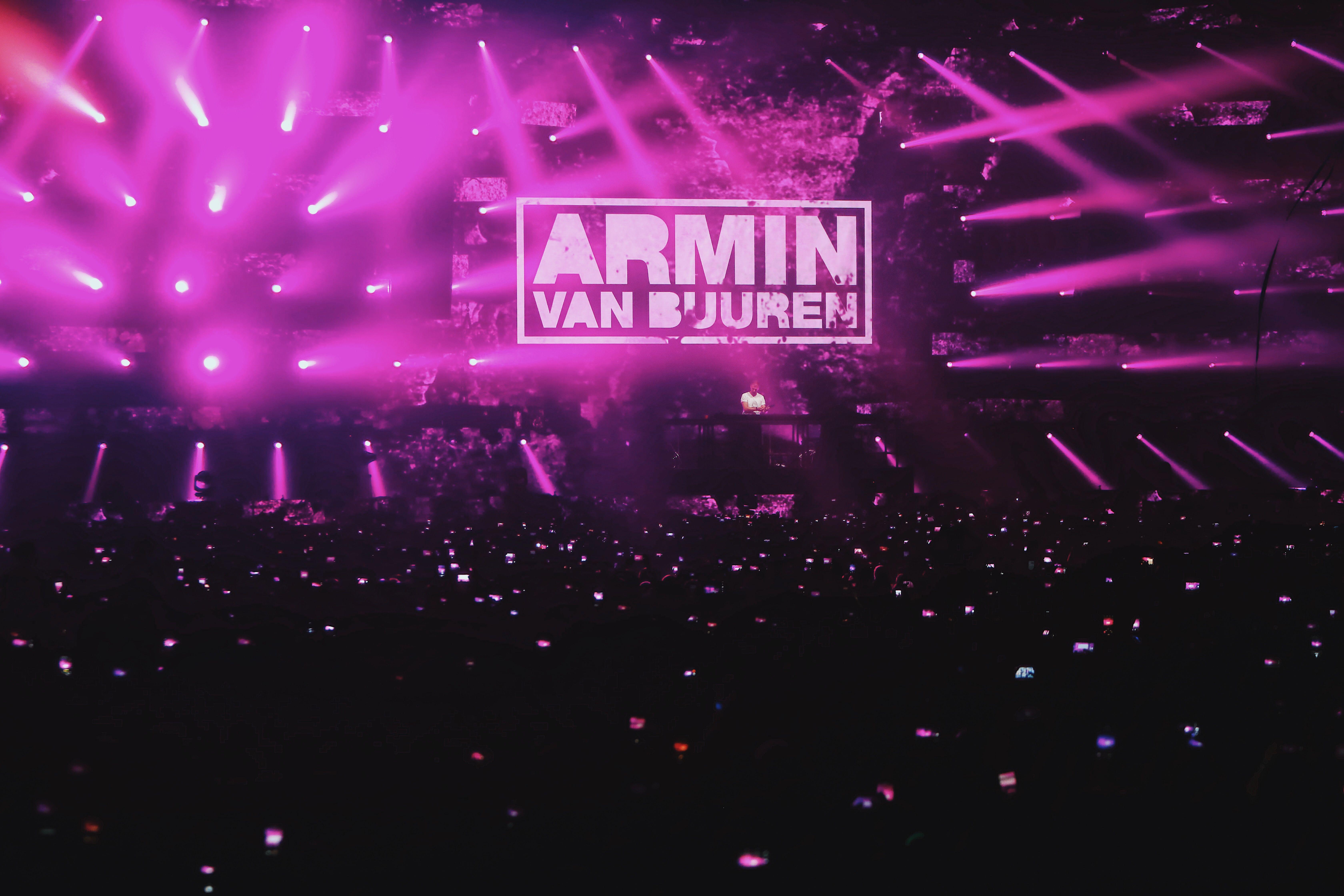 Шоу Armin Van Buuren ASOT 900 в Киеве_6