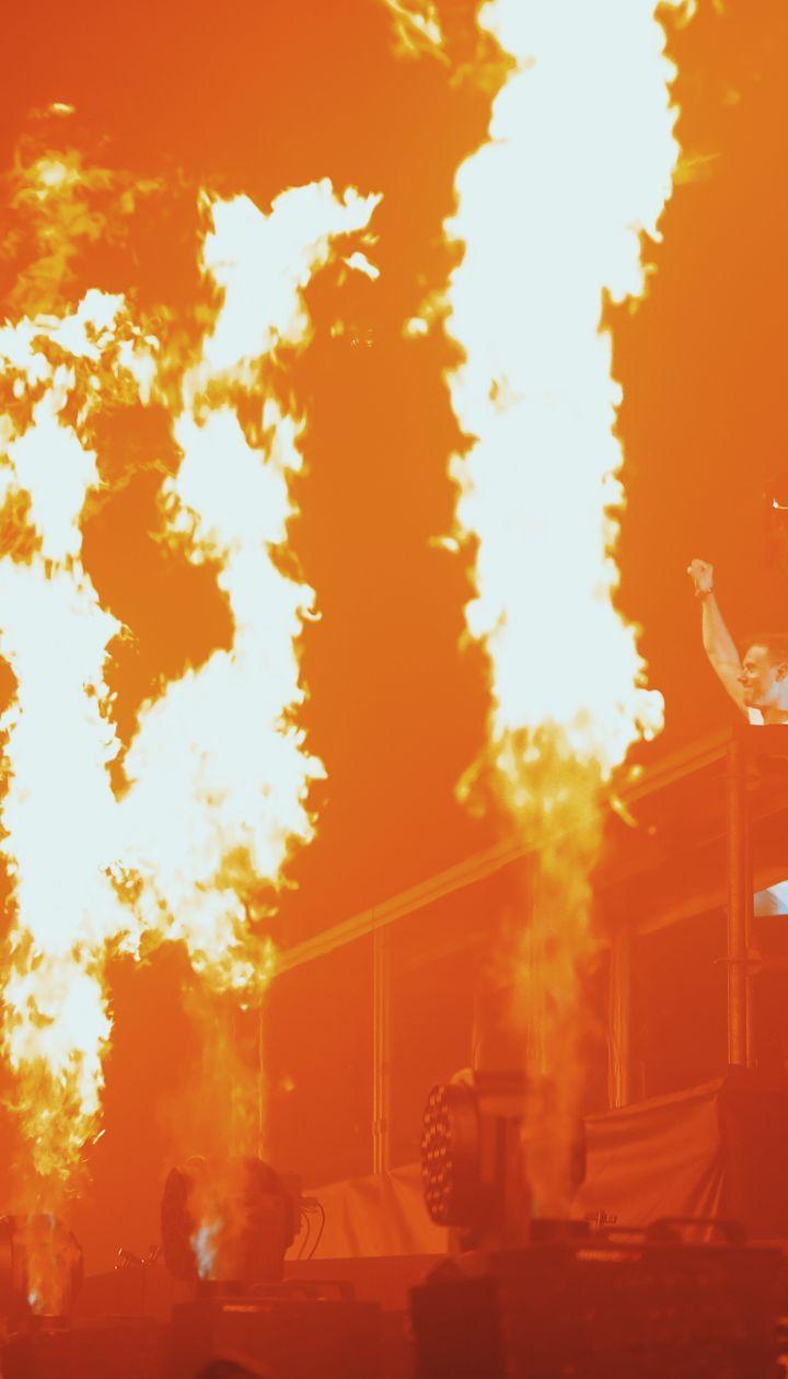 Шоу Armin Van Buuren ASOT 900 в Киеве/Пресс-служба