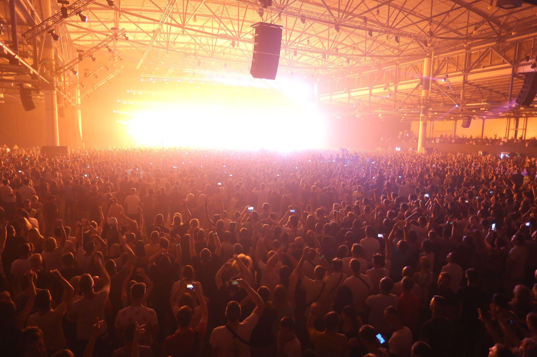 Шоу Armin Van Buuren ASOT 900 в Киеве_26