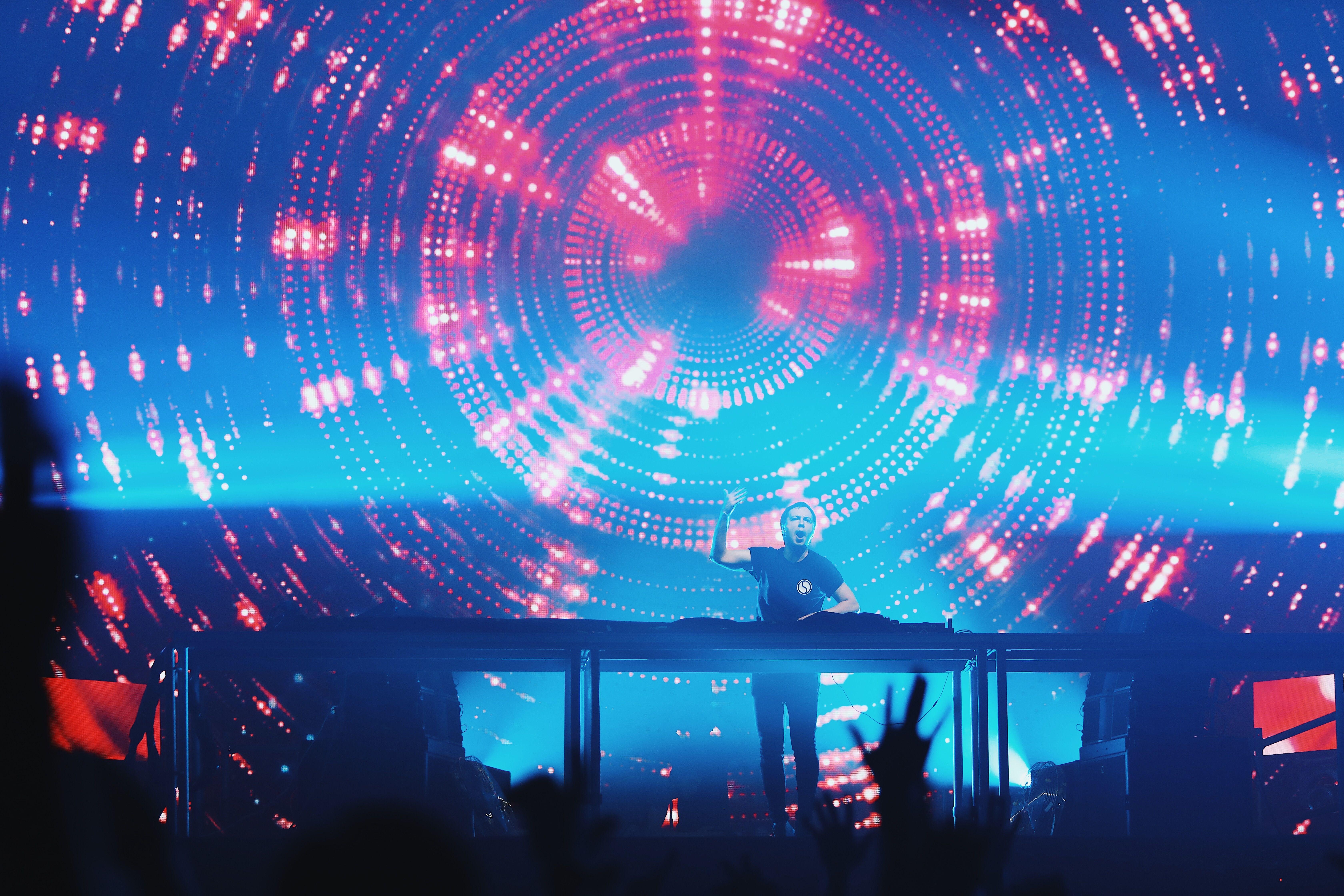 Шоу Armin Van Buuren ASOT 900 в Киеве_20