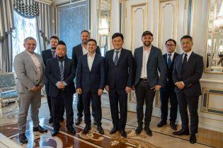 Зеленский пригласил владельца Viber в инвестиционный совет Украины