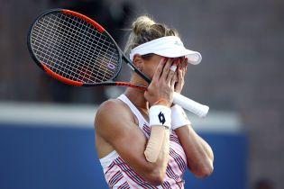 Цуренко зачехлила ракетку на турнире в Истборне