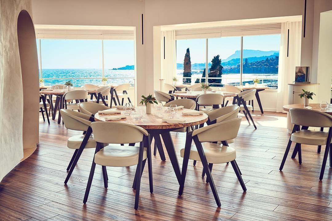 ресторан  Mirazur Франция