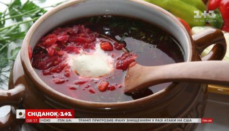 Борщ - наш: українці стали на захист національної страви