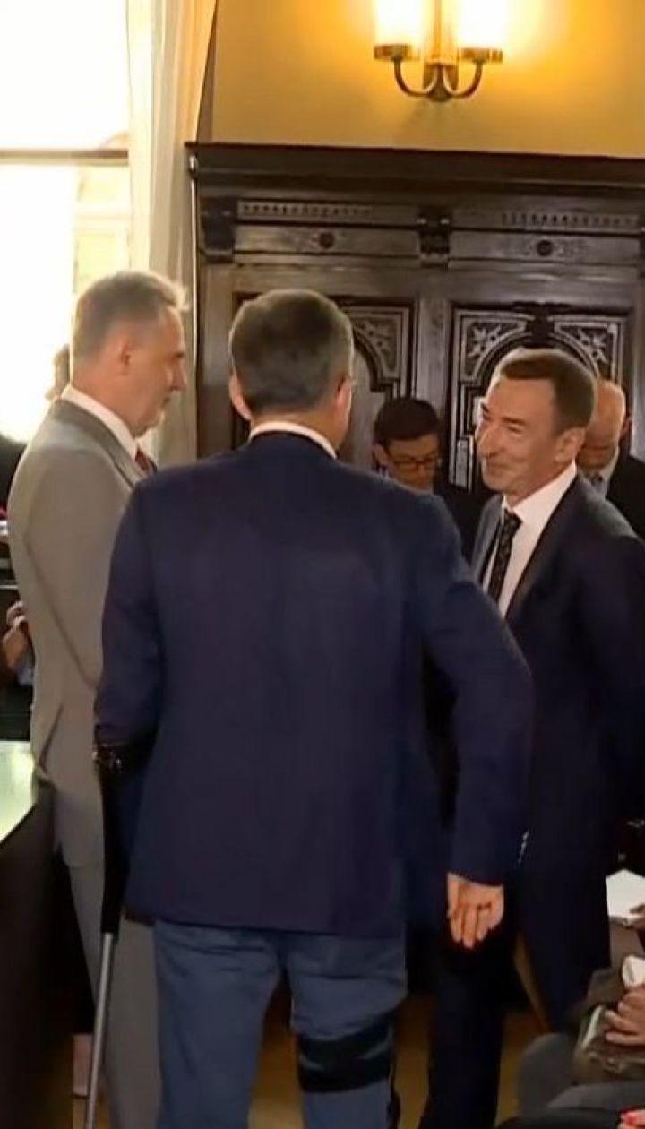 Министру юстиции Австрии передали на подпись документ, который позволит экстрадицию Фирташа в США