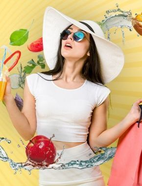 Що їсти та пити під час спеки?