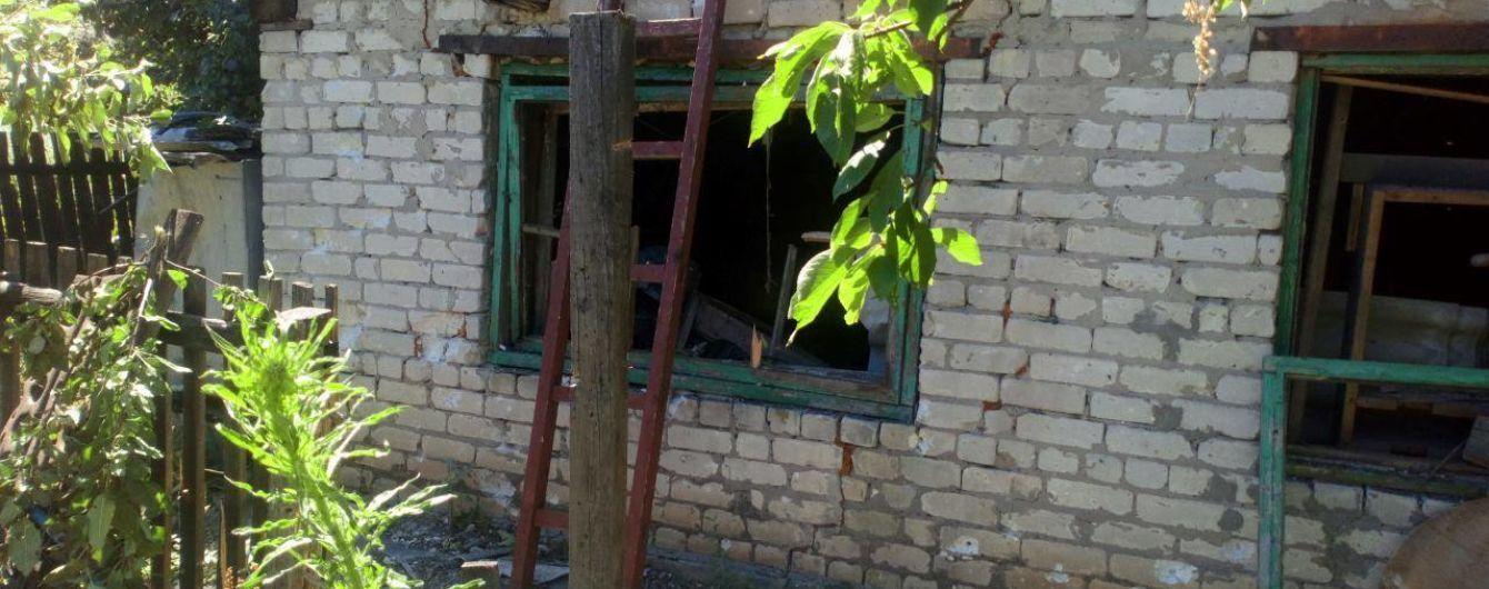 Террористы накрыли минометным огнем Авдеевку