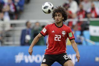 Египетского футболиста выгнали из сборной за сексуальные домогательства