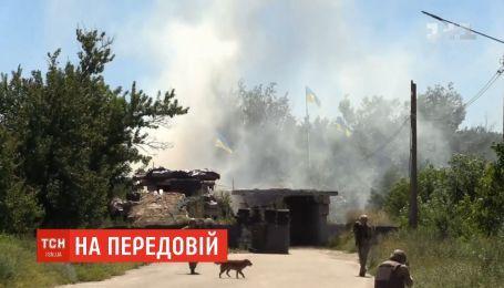 Разведение сил или отступление: возле Станицы Луганской украинские военные оставили свои позиции