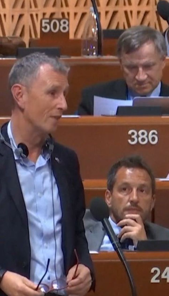 Українська делегація може відмовитись від співпраці з Радою Європи