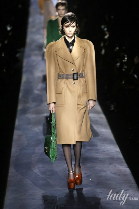 Коллекция Givenchy прет-а-порте сезона осень-зима 2019-2020_1
