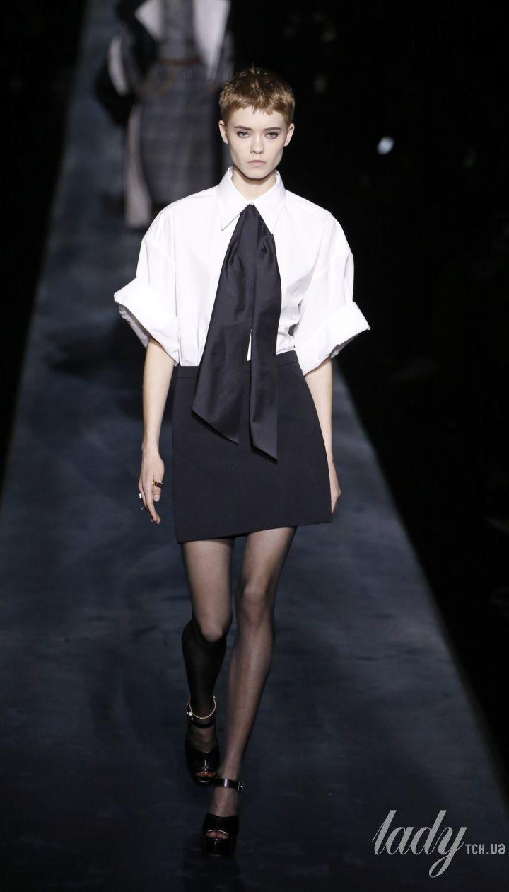 Коллекция Givenchy прет-а-порте сезона осень-зима 2019-2020 @ East News
