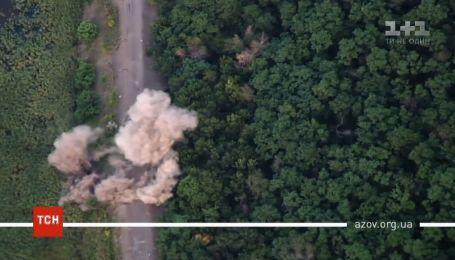 В результате обстрелов боевиков пострадали 7 украинских военных