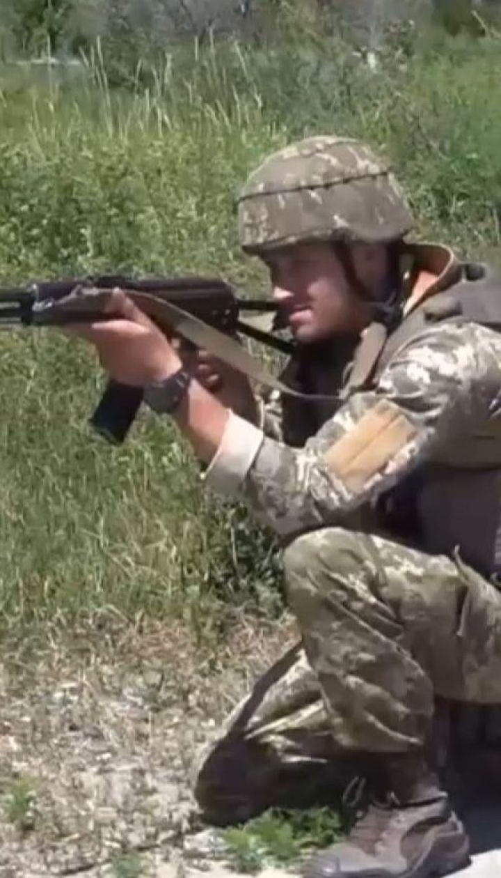 """Боевики """"ЛНР"""" выполнили минскую договоренность вслед за нашими военными"""