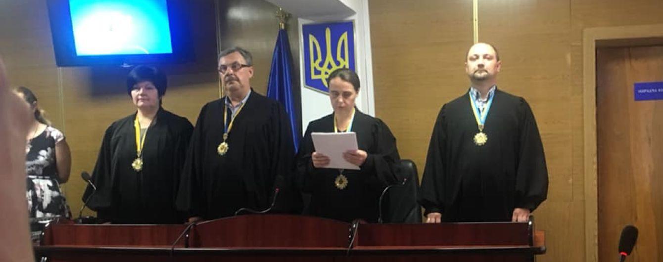 Судьи отпустили из-под стражи двух из пяти обвиняемых в жестоком убийстве журналиста Сергиенко