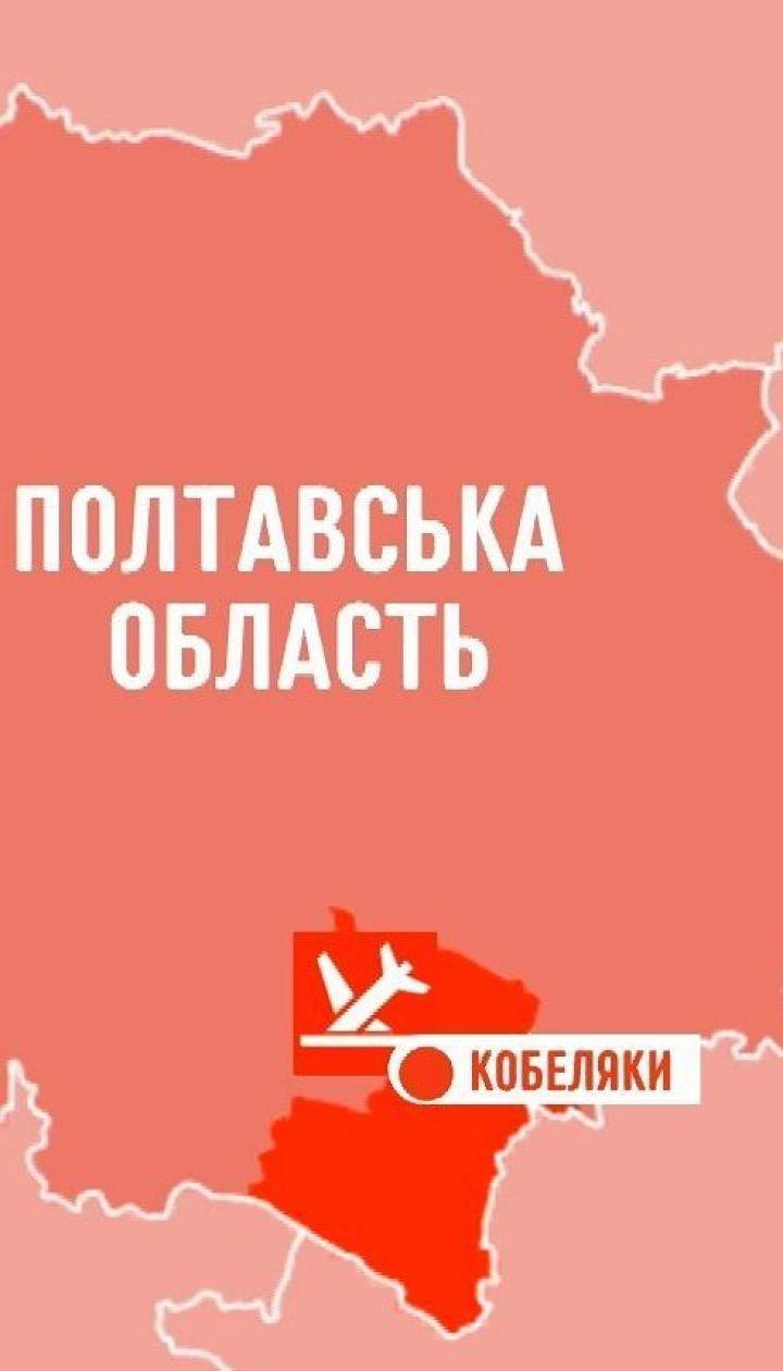 На Полтавщині розбився літальний засіб, двоє людей загинуло