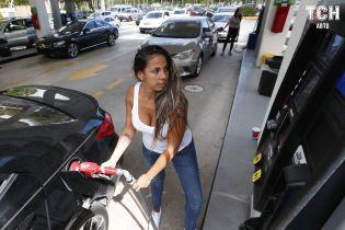 Стоимость топлива изменилась. Сколько стоит заправить авто на АЗС 27 июня