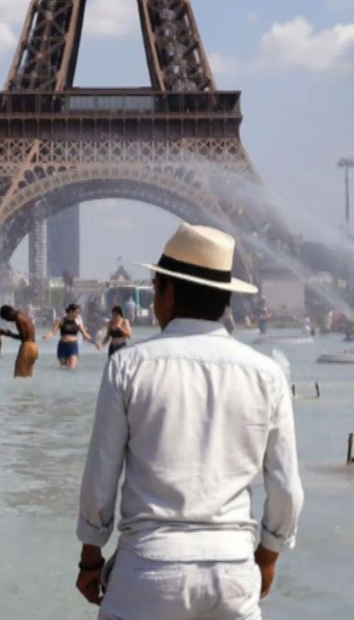 Как спасаются от жары в Европе