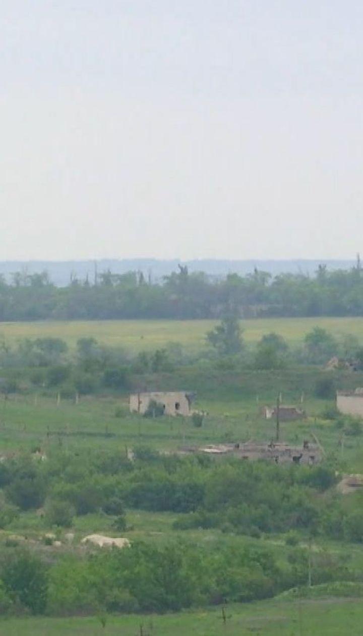 Українська армія залишила позиції біля Станиці Луганської