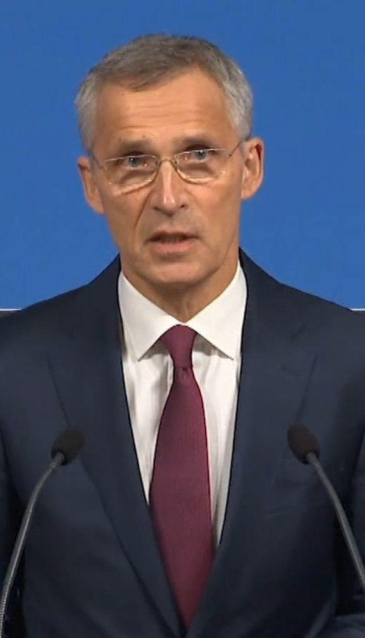 НАТО отказывается от гонки вооружений с Россией