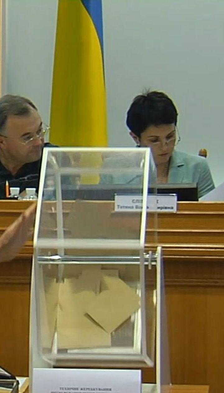 ЦВК затвердила форму та текст виборчих бюлетенів