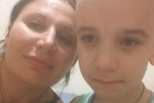 Мама Виктора просит помощи для сына