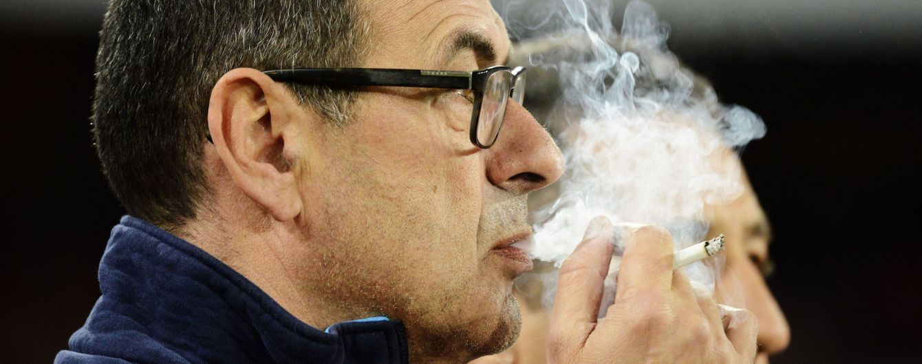 """Тренер """"Ювентуса"""": Выкуриваю по 60 сигарет в день"""